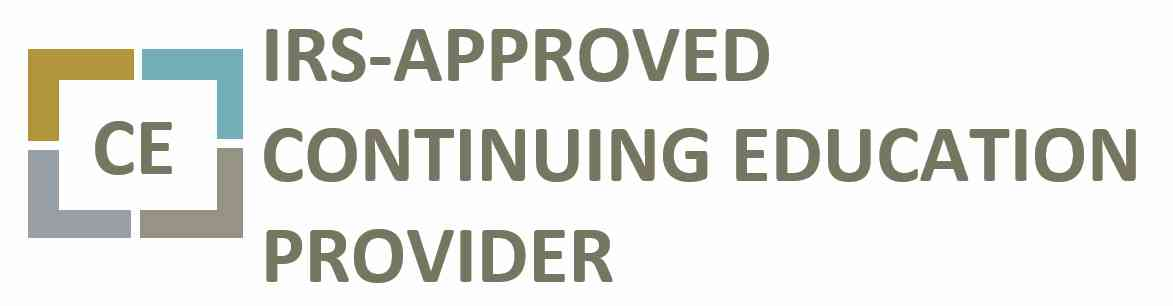 IRS Approved Provider